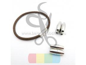 magnetické zapínání pro 3 mm šňůru