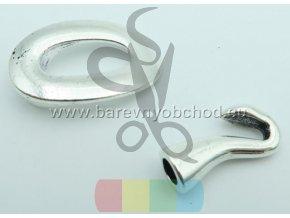 efektní zapínání pro kulatou šňůru 3 mm