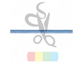 paspulka jeansová - světle modrá