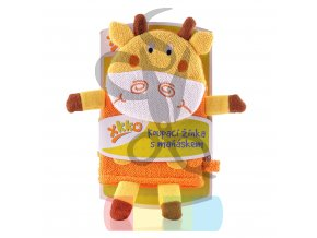Bath Glove Giraffe New preview