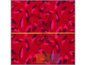 softshell feder tanz magic red