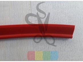 plastová paspulka - červená