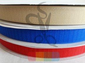 suchý zip - 20 mm - více barev