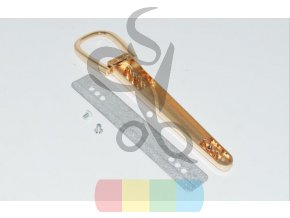 10 pieces lot Wholesale Handbags High grade Metal Shoulder Strap Link Decal Decorative Button Hardware