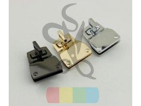 10pcs lot High grade lock pale golden gun black DIY package twist lock mortise lock.jpg 640x640