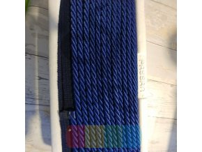 paspulka kroucená - tmavě modrá
