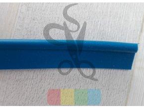 plastová paspulka - modrá