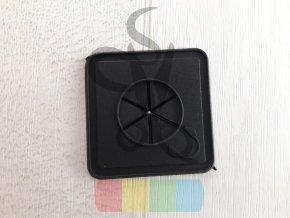 plastová nášivka na batoh - otvor pro sluchátka