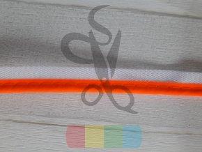 paspulka/kédr - oranžová reflexní