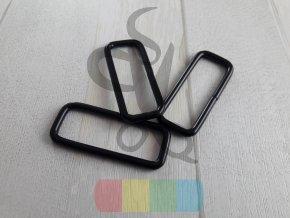 černý kov - průvlek 40 mm