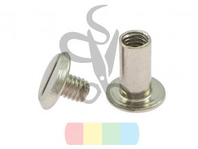 steel screw post 2118 l