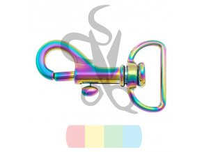 all purpose snap hook 42mm neochrome 3232 l