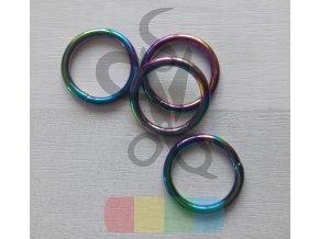 duhový kroužek 30 mm