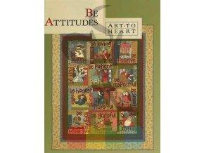 Be Attitudes - Nancy Halvorsen