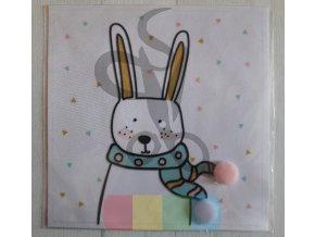 panel - 14x14 - králík