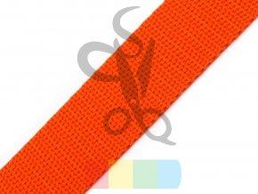 polypropylenový popruh - šíře 3 cm, více barev