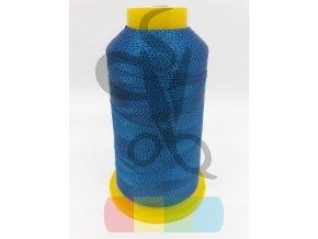 COFEE - dvoubarevná - modrá - 4000 yd