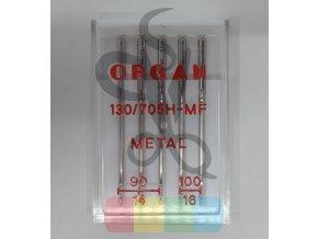Jehly strojové ORGAN - METAL - 90, 100