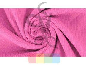 úplet - středně růžová