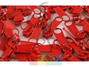 jezdec metrážový 3 mm - červený