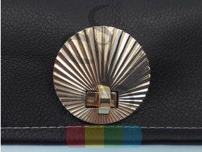 zapínání na kabelku - lastura - zlaté