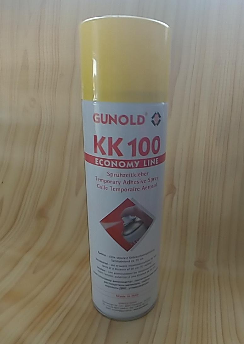 dočasné lepidlo na textil ve spreji - KK 100