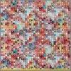 viskose jersey mosaik bunt 10 meter 3