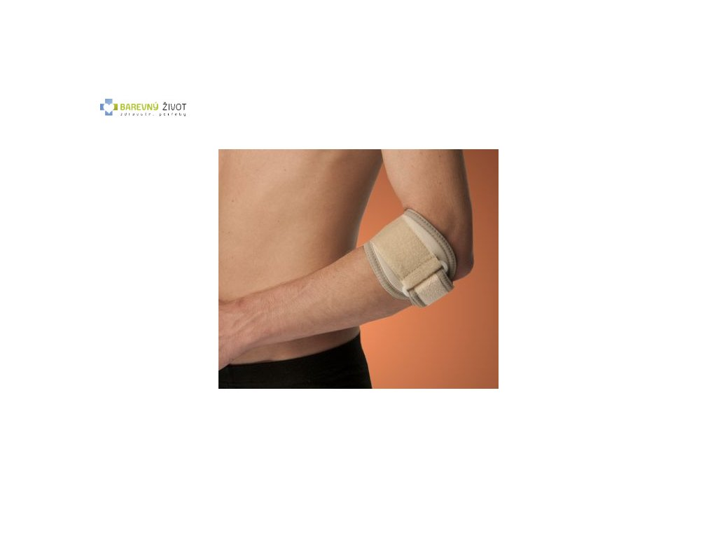 Epikondylární páska Epikond (tenisový loket)