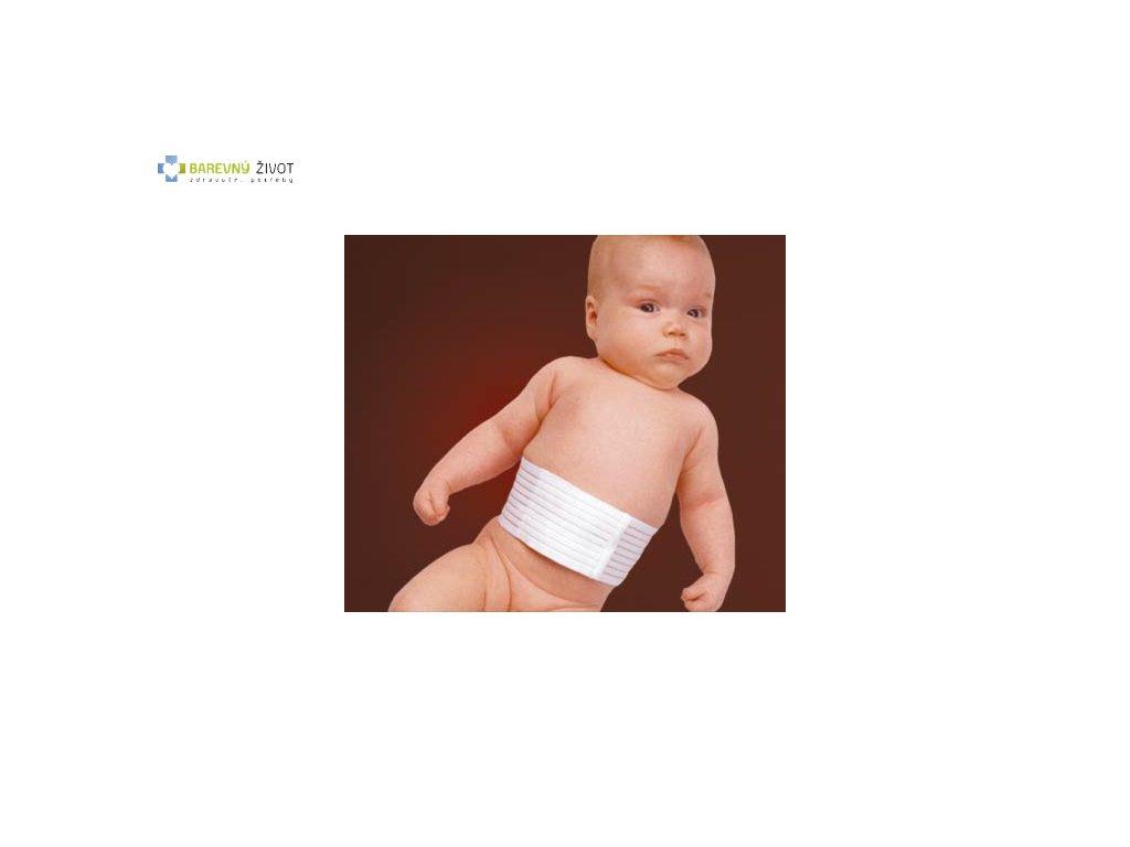 Kýlní pás břišní dětský - BAREVNÝ ŽIVOT 5ff3949457