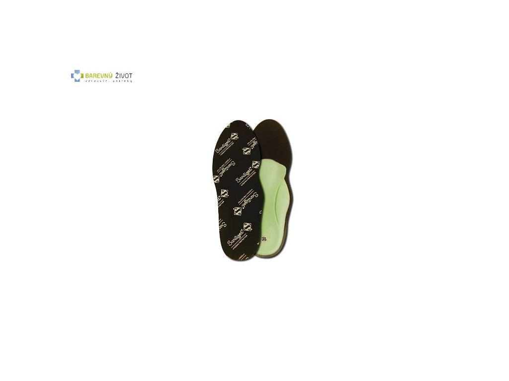 Vložky do bot zdravotní Carbon