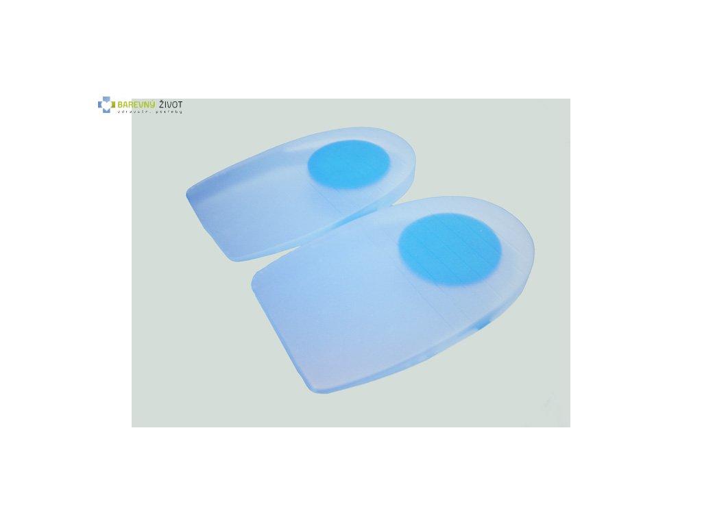 Podpatěnky gelové pro patní ostruhu