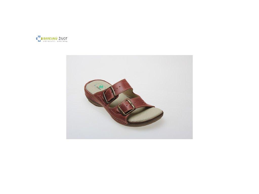 Pantofle dámské zdravotní SANTE N/124/3/39