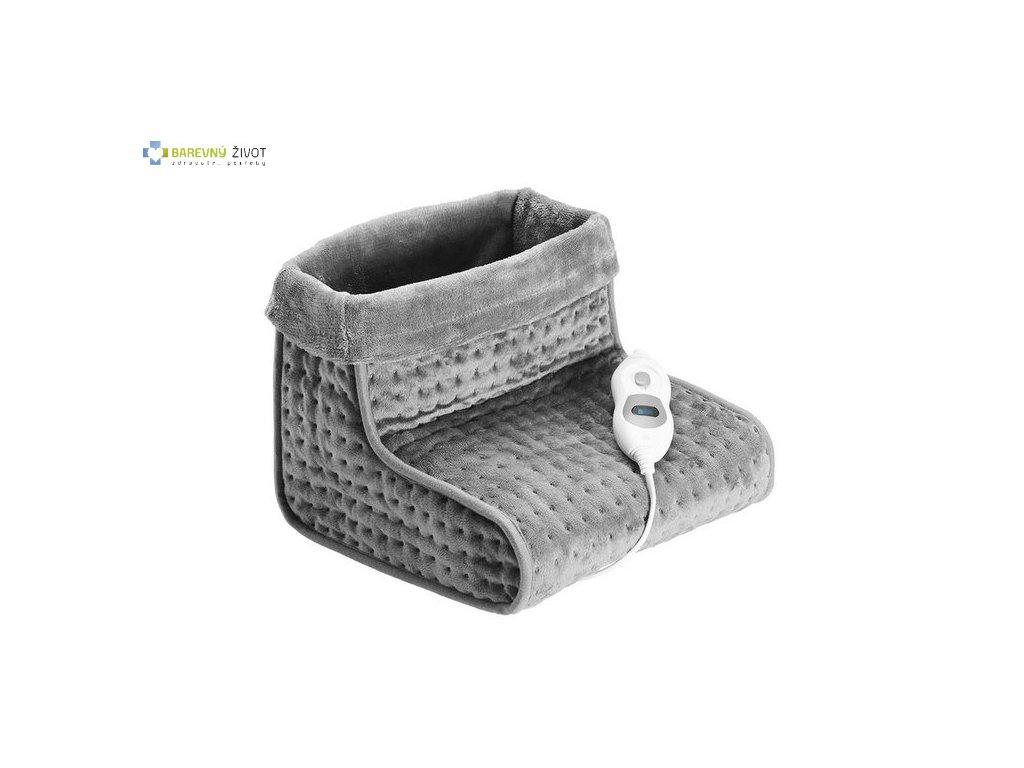 Vyhřívaná bačkora Foot Warmer - ohřívač nohou