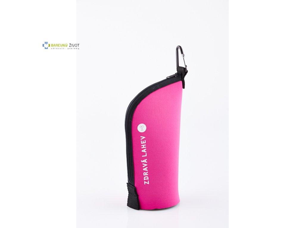 Termoobal Cabrio 0,5l Růžový