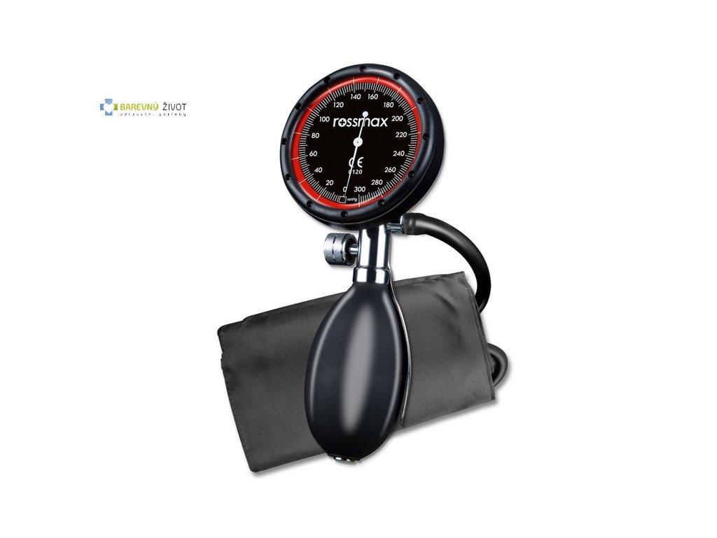 Aneroidní tlakoměr Rossmax GD102 se stetoskopem