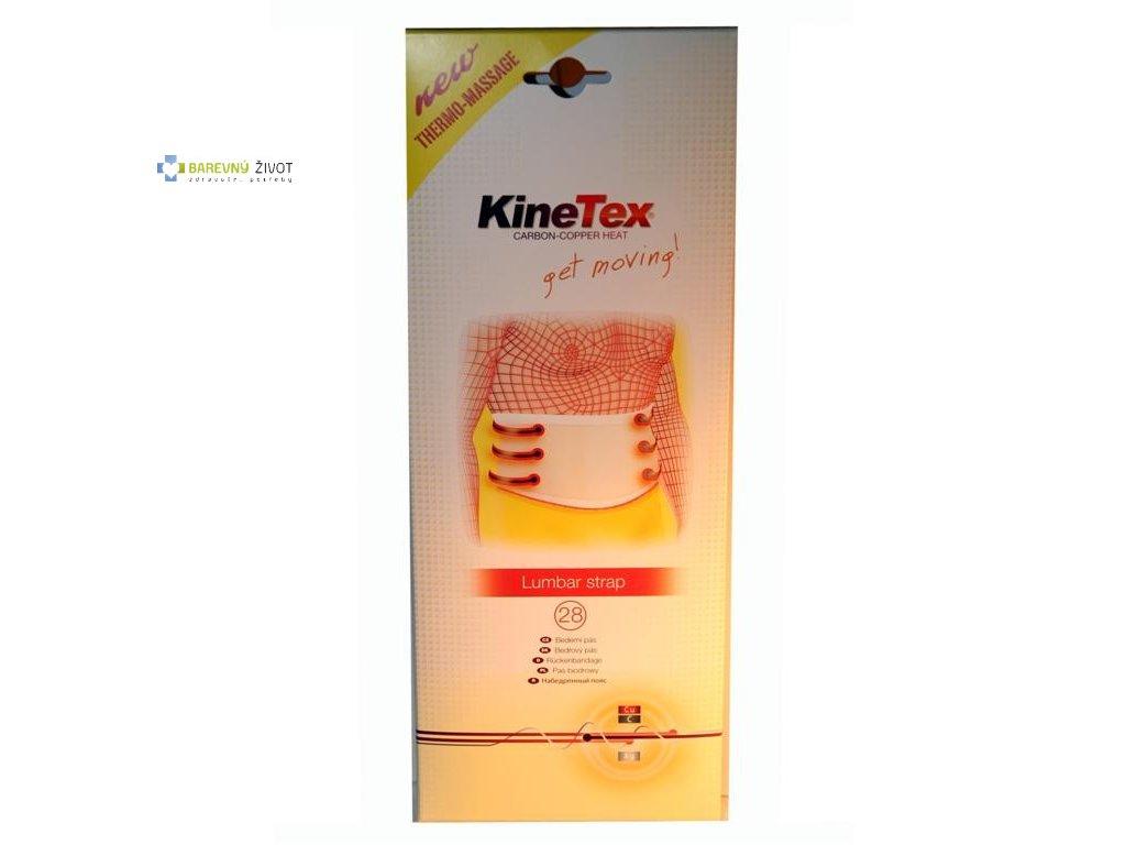 Kinetex - Elastický bederní pás