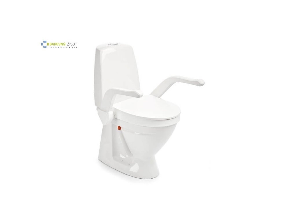 etac my loo fixed 6 cm s madly