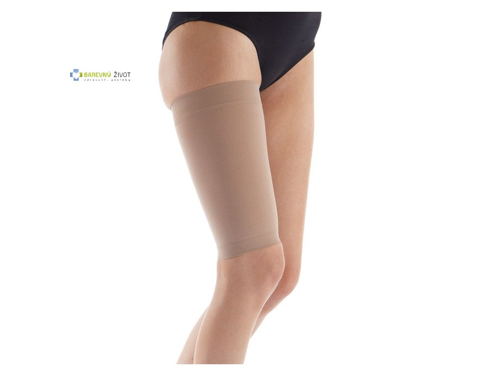 803 elastic thigh