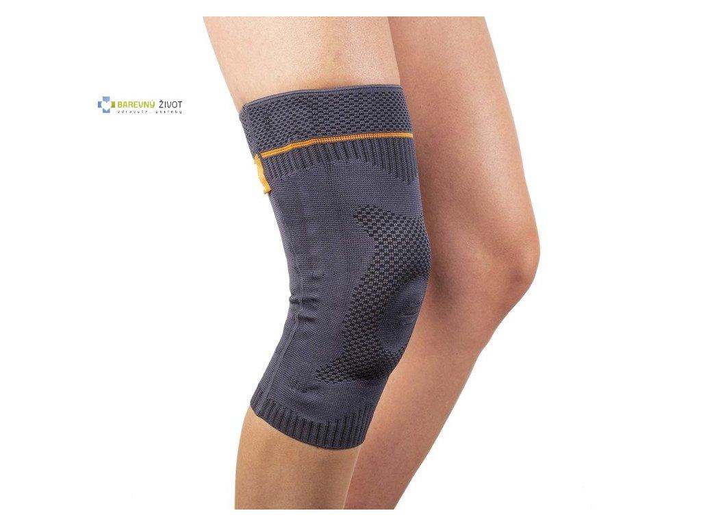 Podpora a stabilizace kolene