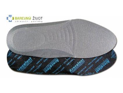Zdravotní vložky do bot antibakteriální