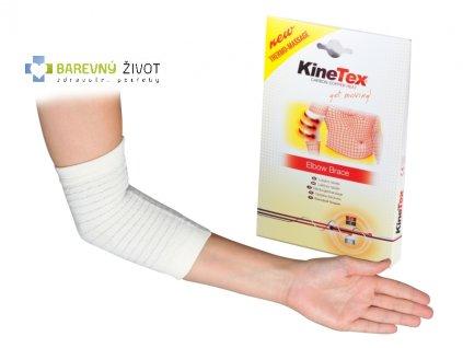 Kinetex - Elastická bandáž loketního kloubu