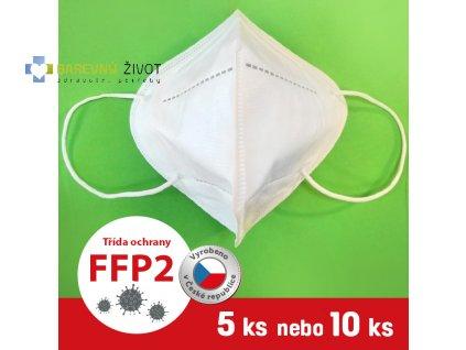 respirator filtracni polomaska ffp2