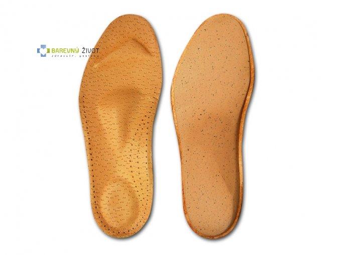 Zdravotní vložky do bot ortopedické