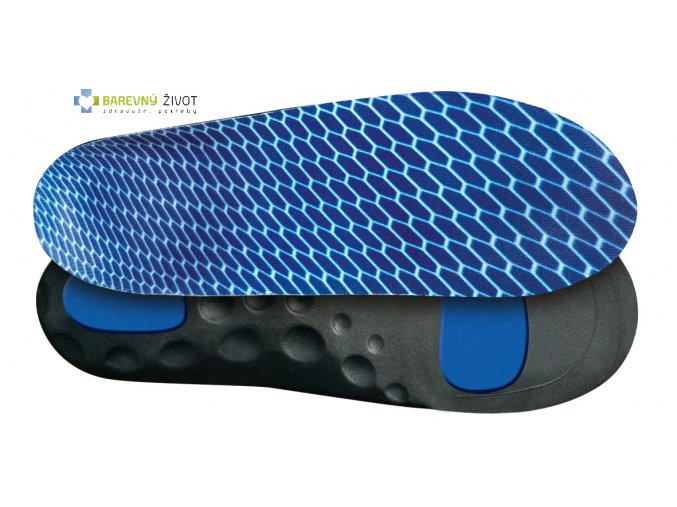 Vložky do bot sportovní S+V