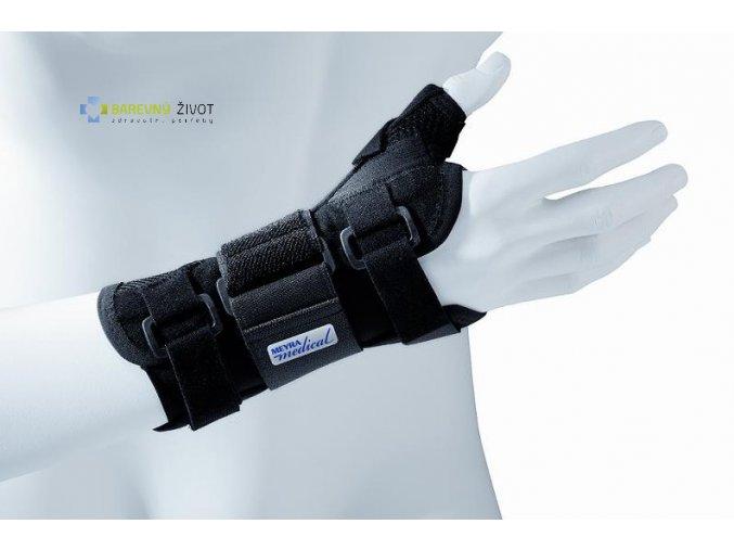 Ortéza zápěstí s fixací palce MANU PLUS