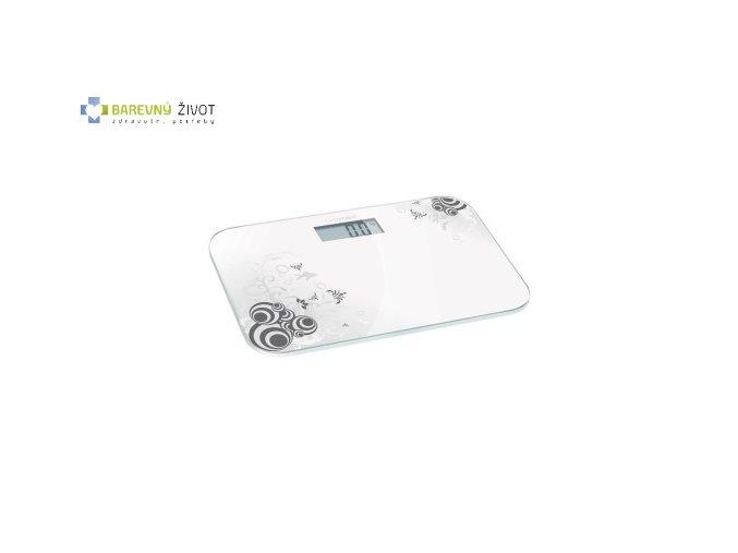 Osobní váha Lanaform Electronic Scale White
