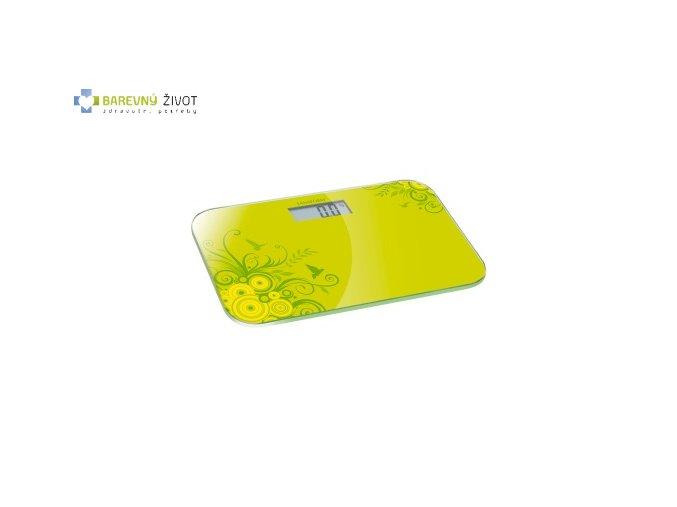 Osobní váha Lanaform Electronic Scale Green