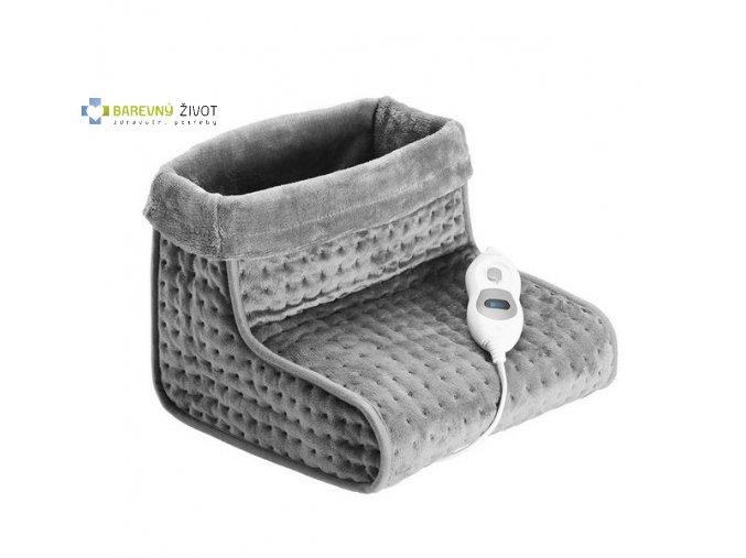 Vyhřívané bačkory Foot Warmer - ohřívač nohou