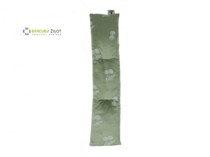Třešňové pecky - vonný polštářek Eukalypt
