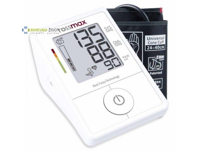 Jednoduchý tlakoměr Rossmax X1